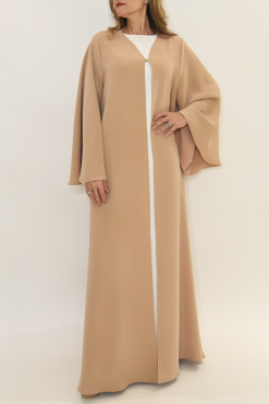 Hanan Heavy Crepe Abaya