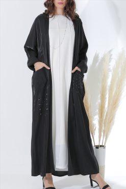 Classic Pocket Abaya