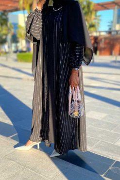 Full Set Cotton Abaya