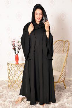 Umbrella Style Close Abaya