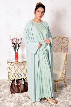 4-Pieces Mind Abaya Set