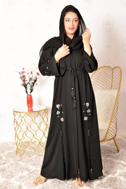 Nada Abaya With Belt