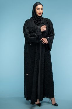 Casual Abaya With Pockets