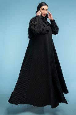A Line Cut Abaya