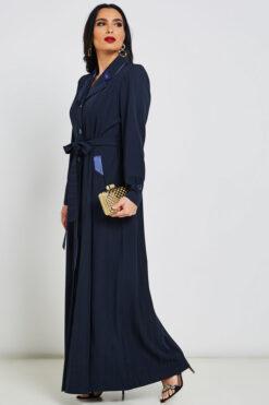 Coat Style Turkish Abaya