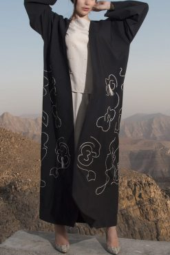 Abaya Dubai Style