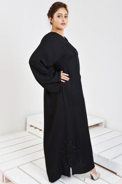 Open Classic Abaya