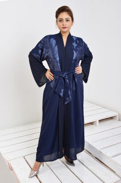 Wrap Style Abaya