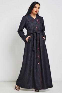 Black Turkish Abaya