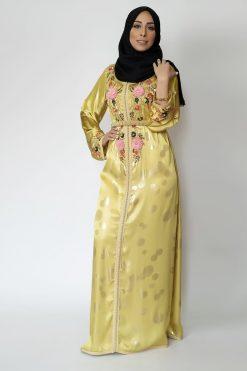 Womens Kaftan Dress