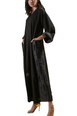 Pocket Abaya Design