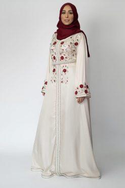 Womens Kaftan Maxi Dress