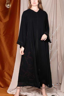 Chiffon Abaya Design