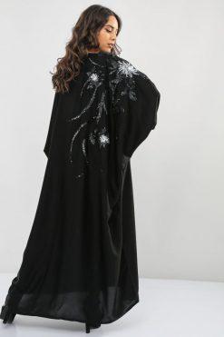 Occasional Abaya with Beads