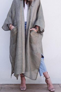 Loose Abaya