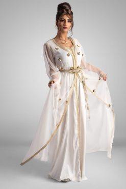 Moroccan Bridal Kaftan