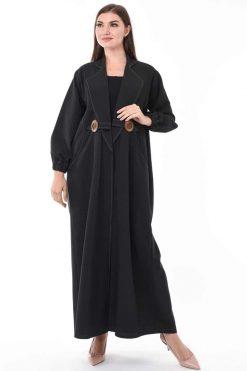 Abaya Jacket Style