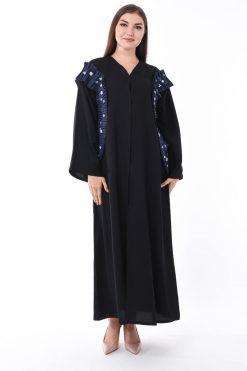 Abaya Online Crepe Black