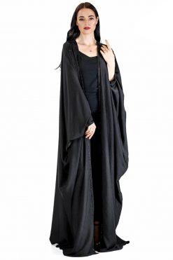 Black Bisht Abaya
