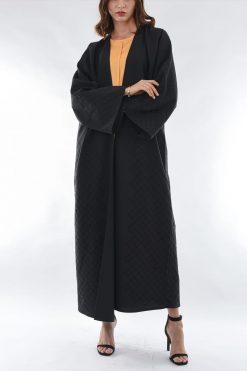 Open Front Abaya Fashion