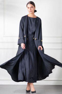 Black Abaya Outfit