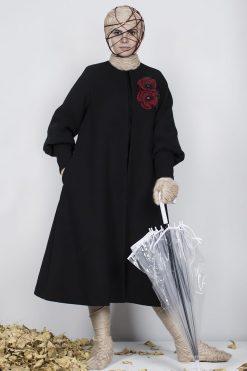 Black Coat Long