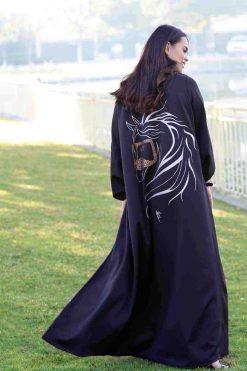Luxury Abaya Gaia