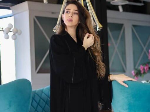 Abaya Dubai Design – Modern Senso Abaya – Calista